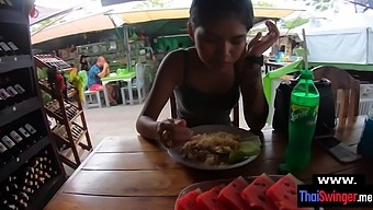 Quickie Pov Fuck On My Second Day At Thailand Holiday
