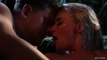 Romantic Outdoors Fucking With Hot Ass Pornstar Victoria Pure