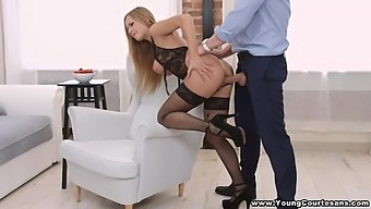 Hardcore Anal Fuck Is What Ariel Temple And Vincent Vega Thirst For