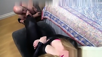 All Hail Milf With Foot Fetish