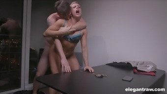 Remarkable Have To Deal With Fucking Along With Cock-Worshiping Brittany Bardot