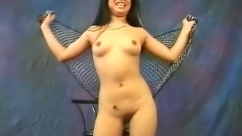 Fairly Asian Tramp Miki Chan Does Some Sensual, Bare Moving
