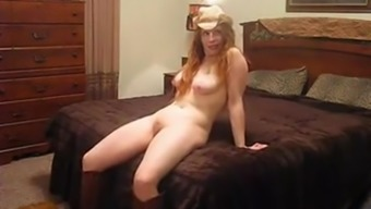 Plus Size Cowgirl Fucked On Livecam