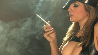 Ashley Downs Sequence Tobacco 120s Latex Smoking Domination