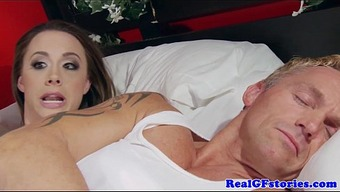 Housewife Assfucked By The Brunette Thief