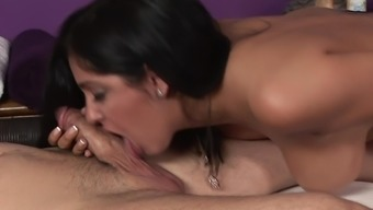 Milf Kimber Kay Is Trouncing This Delicious Cock