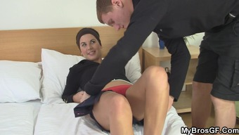 His Special Wife Blows And Amusement Rides Another Joystick!