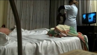 Realistic Hotel Maid Love-Making For The Money