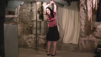 Bondage Love-Making Object Gets Her Needed Chasetisement