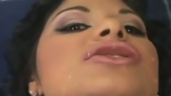 Superior Threesome Creampie Swallowing Compilation Part 2(Two)