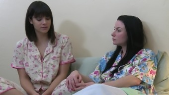 Veruca James And Penalizing Starr Hook Up For Getting A Sensual Lesbian Animals