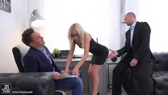 Russian Babe Bambi Dee Fucking Vincent Vega And Andrew Marshall