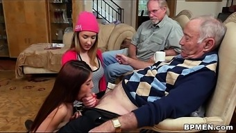 Tiny Young Adult Gigi Flamez And Rally Spray Absolutely Adore Old Males