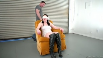 Shutter Already Folded Nasty Person Veruca James Is Fucked By Using Broom And Large Assertive Dick
