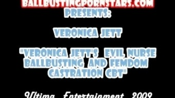 Elevate Biting At Femdom Castration Fantasies 02 - Arena Three(3)