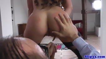 Great Young Adult Taste Of Old Guy'S Jizz