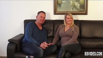 Busty German Milf Can Take A Couple Of Cocks