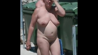 Bbw Produces Grandmothers And Spouses Career The Nudist Life Style