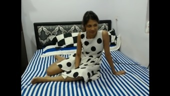 Naughty Fine Indian Lady By Using Two Different Males